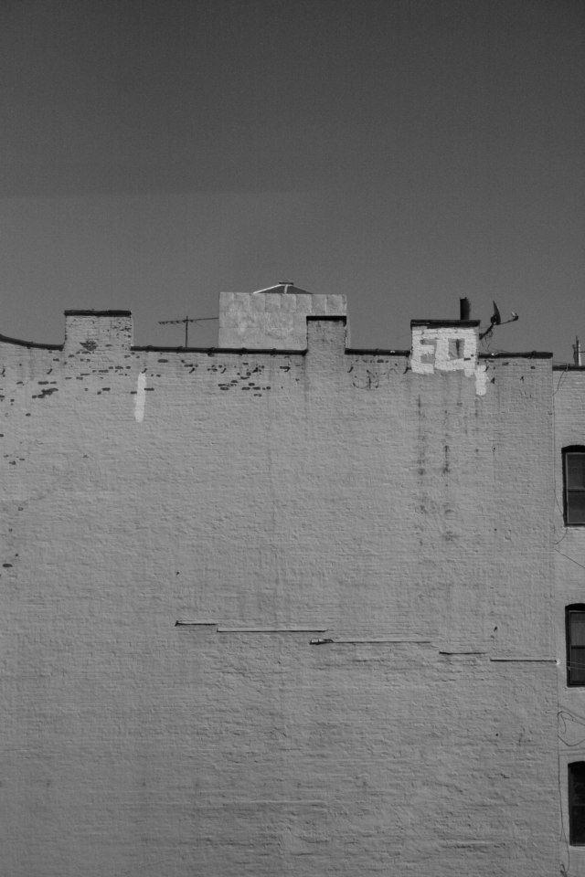 Brooklyn Graffiti pn Building