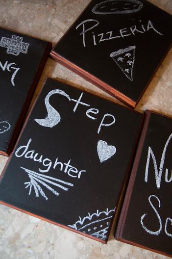 Customized Chalkboard Signs