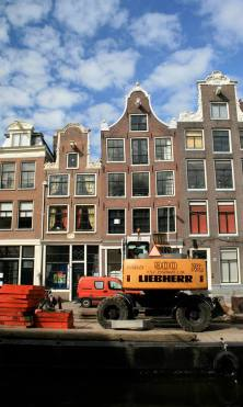 Amsterdam construction
